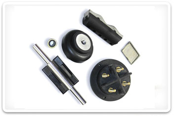 Molded Rubber Bonded To Substrates